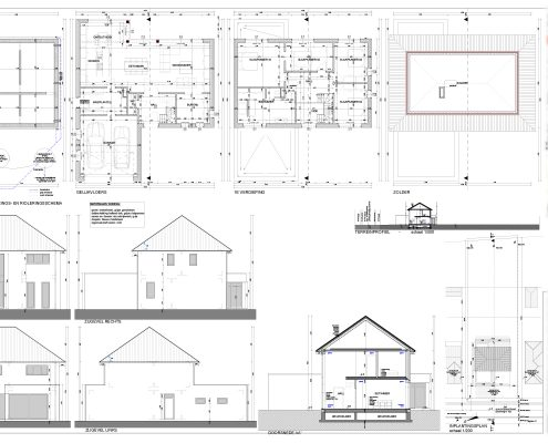 plan nieuwbouw